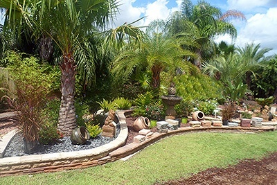 Mansfield Landscaping Nursery and Outdoor Showroom