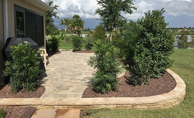 pavers patios water features